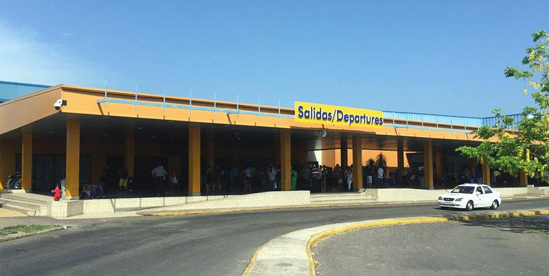 Havana Jose Marti International Airport Passenger Terminals